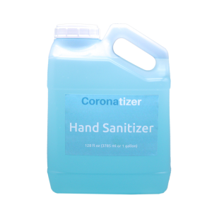 Coronatizer Hand Sanitizer – 1 Gallon
